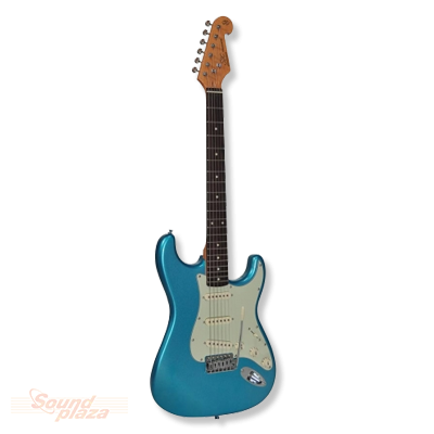 SX Stratocaster Lake Placid Blue