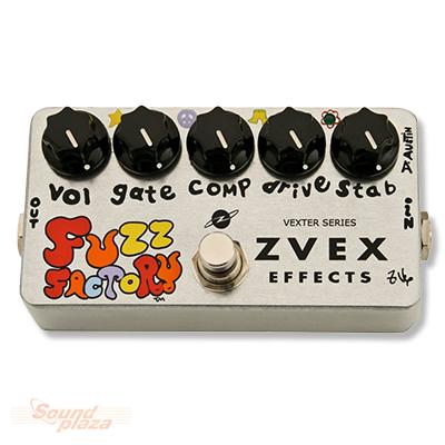 Z-Vex Fuzz Factory