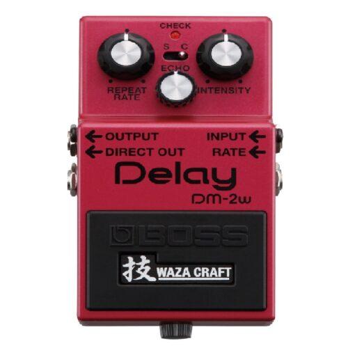 001 Boss waza craft DM-2w nieuwe versie