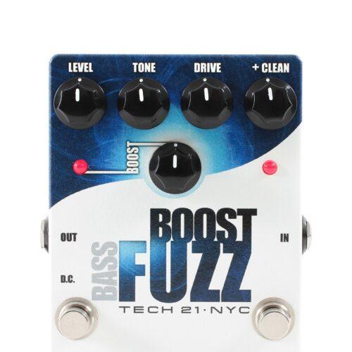 Tech 21 BoostBassFuzz-xlarge mrk 2