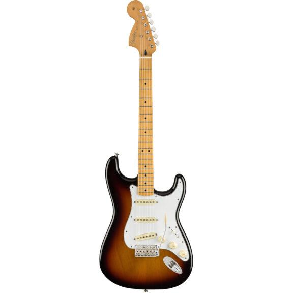 Fender Jimi Hendrix Stratocaster 3-Tone Sunburst MN front