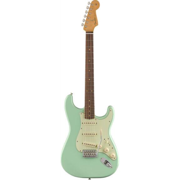 Fender vintera 60 strat surf green