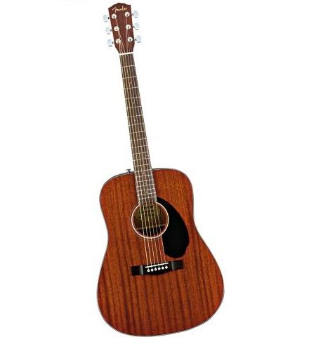 fender cc-60s mahogany