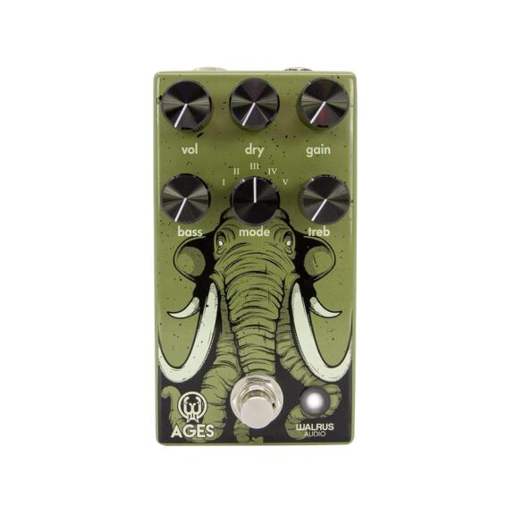 Walrus Audio Ages Overdrive